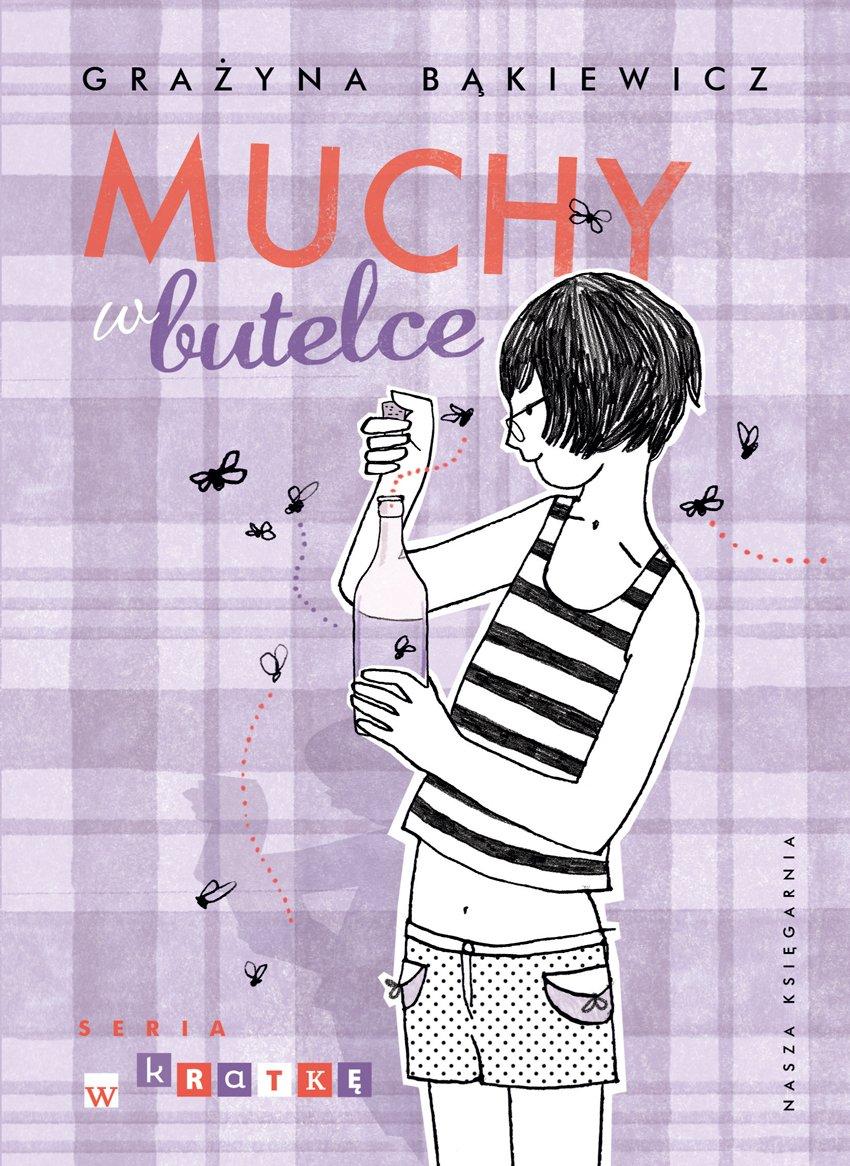 Muchy w butelce - Ebook (Książka na Kindle) do pobrania w formacie MOBI