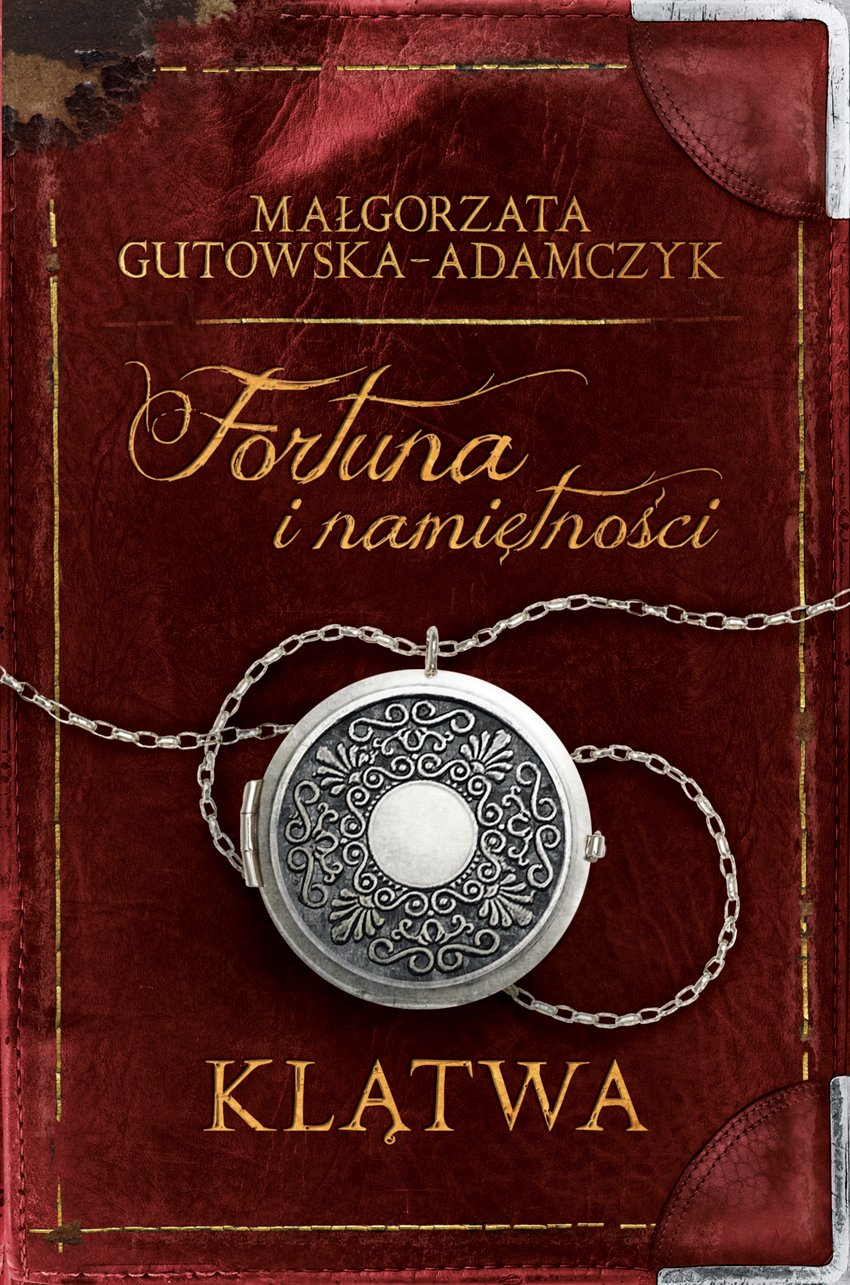 Fortuna i namiętności. Klątwa - Ebook (Książka EPUB) do pobrania w formacie EPUB