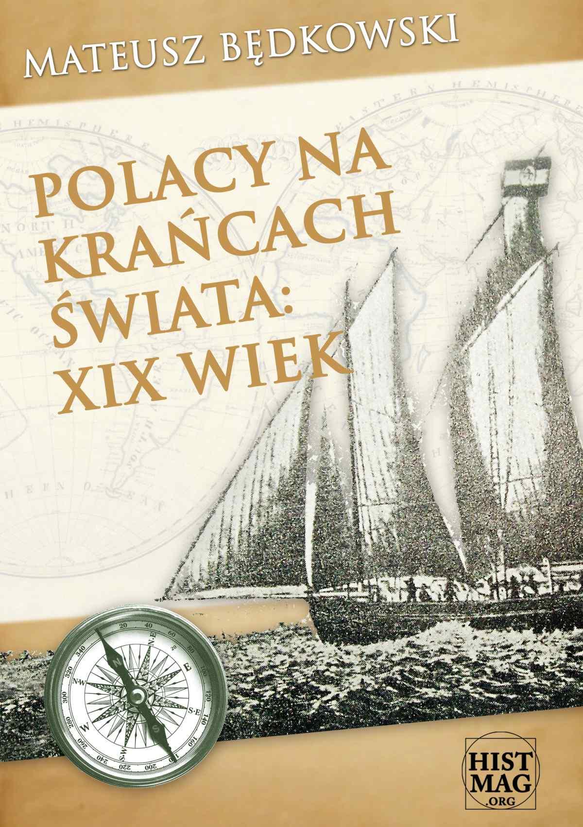 Polacy na krańcach świata: XIX wiek - Ebook (Książka EPUB) do pobrania w formacie EPUB