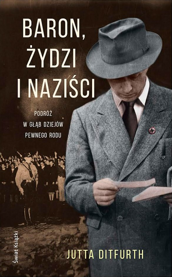 Baron, Żydzi i naziści - Ebook (Książka na Kindle) do pobrania w formacie MOBI