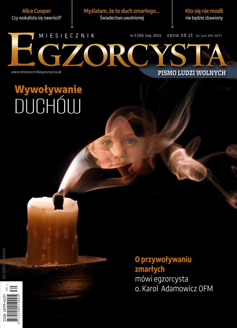 Miesięcznik Egzorcysta. Luty 2015 - Ebook (Książka PDF) do pobrania w formacie PDF