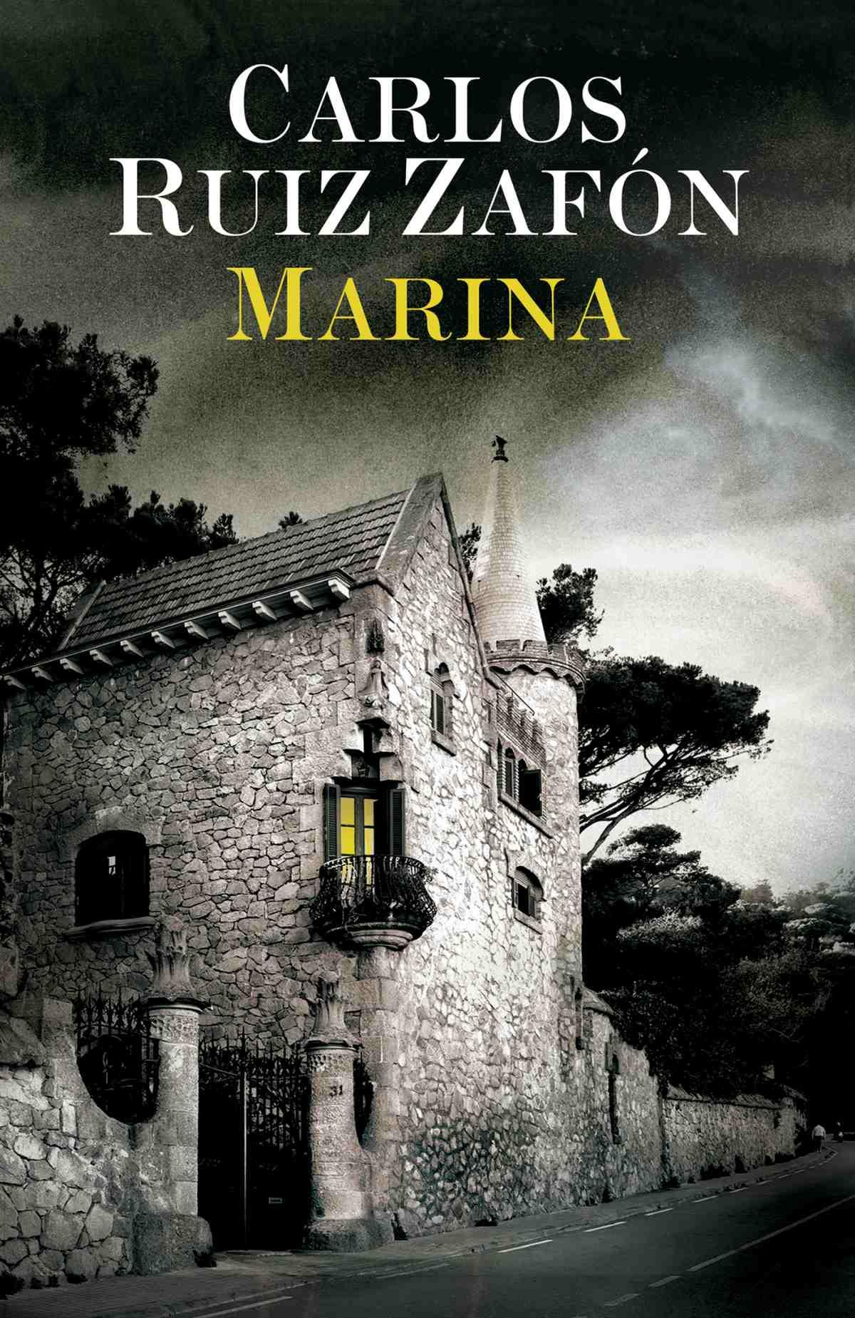 Marina - Ebook (Książka EPUB) do pobrania w formacie EPUB