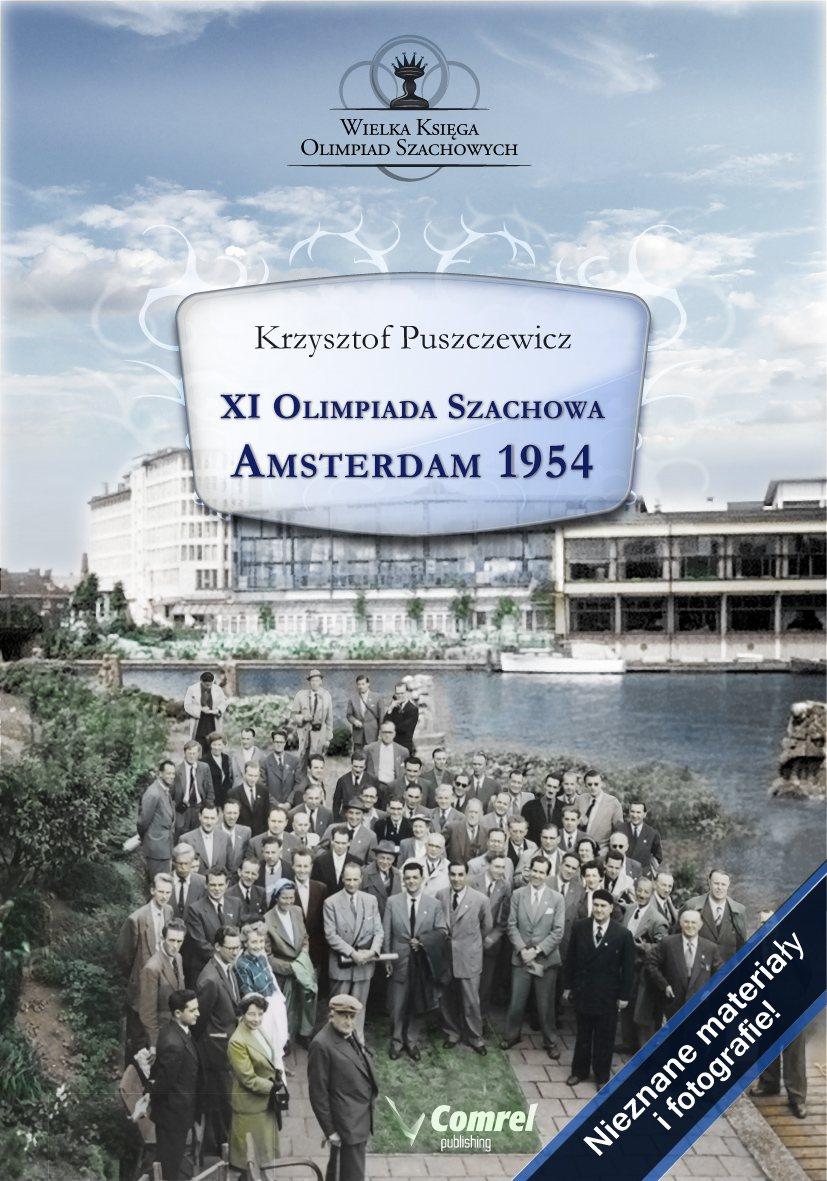 XI Olimpiada Szachowa – Amsterdam 1954 - Ebook (Książka PDF) do pobrania w formacie PDF
