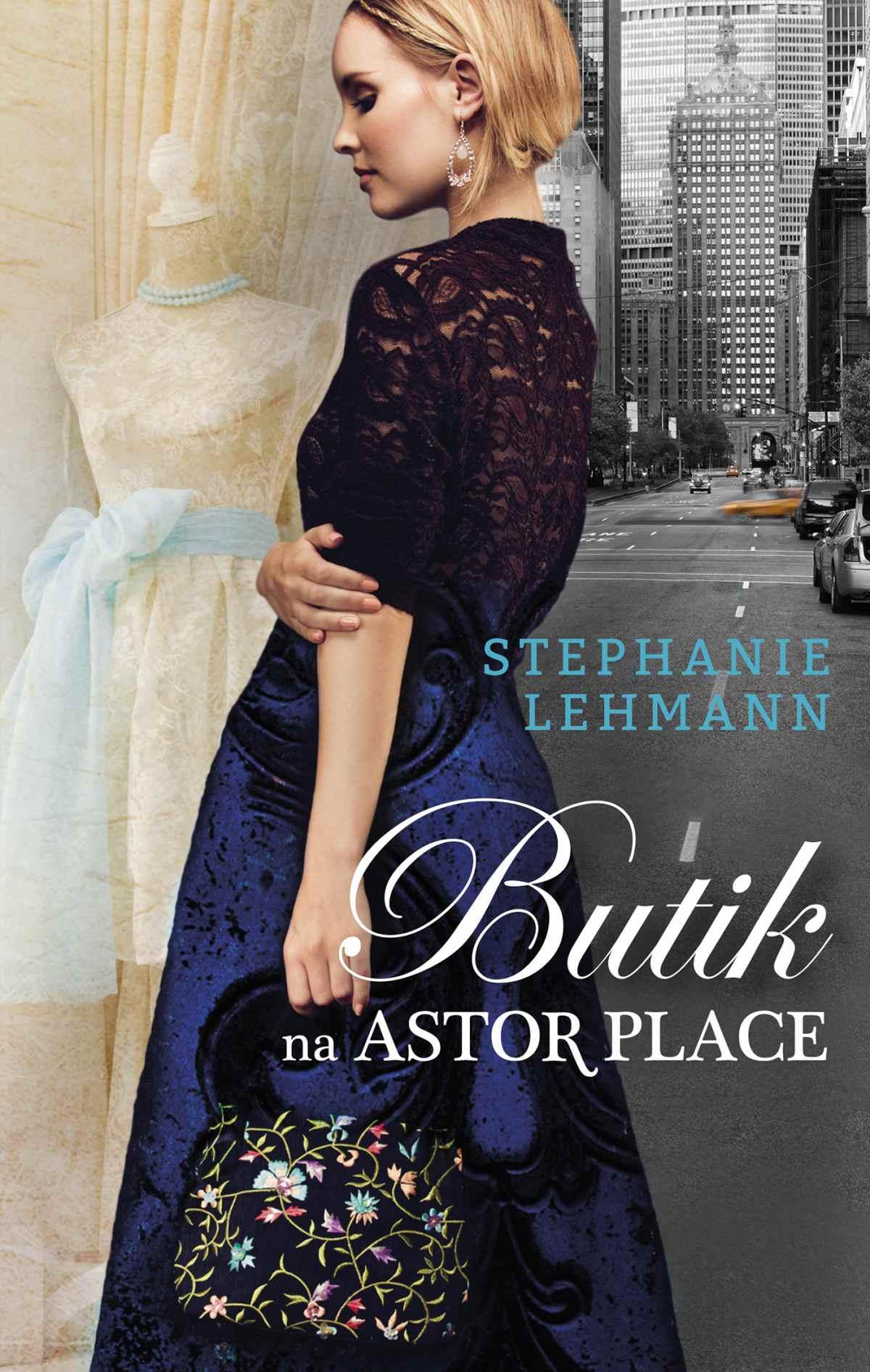 Butik na Astor Place - Ebook (Książka EPUB) do pobrania w formacie EPUB