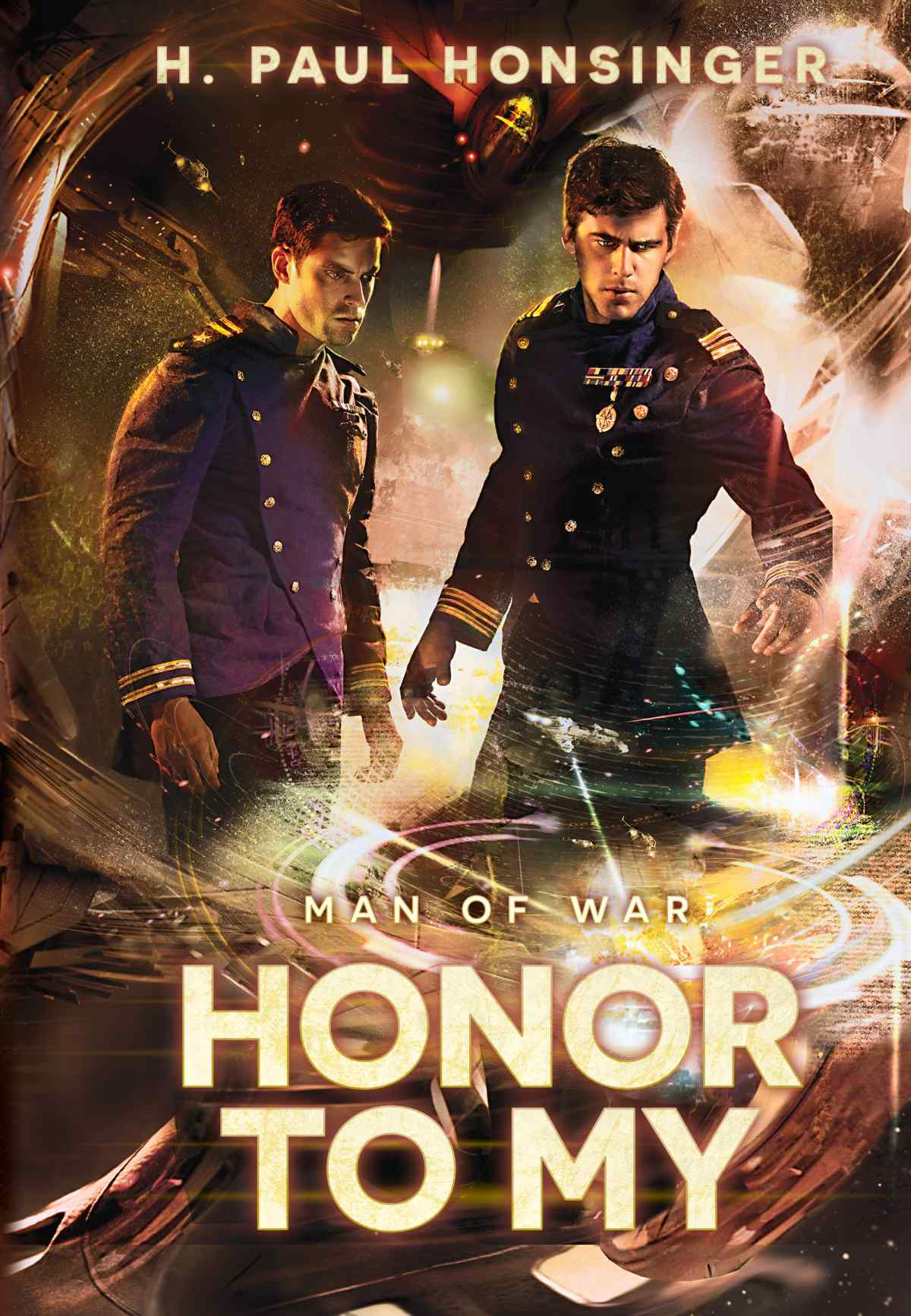 Man of War. Tom 2: Honor to my - Ebook (Książka EPUB) do pobrania w formacie EPUB