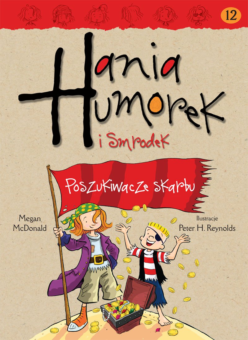 Hania Humorek i Smrodek. Poszukiwacze skarbu - Ebook (Książka EPUB) do pobrania w formacie EPUB
