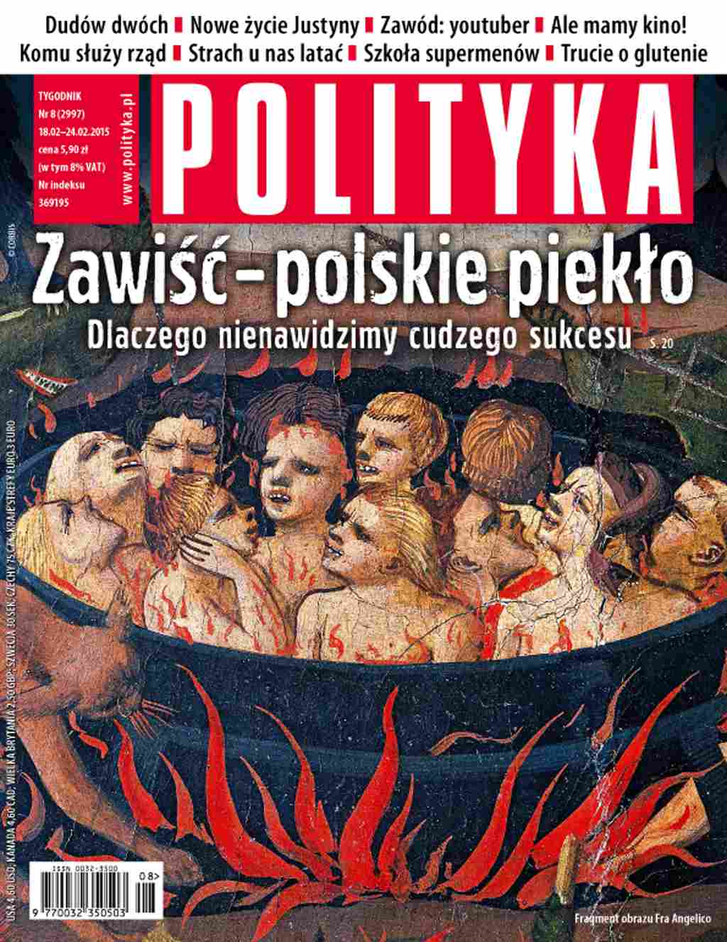 Polityka nr 8/2015 - Ebook (Książka PDF) do pobrania w formacie PDF