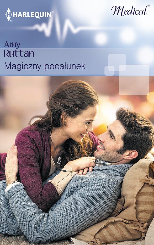 Magiczny pocałunek - Ebook (Książka na Kindle) do pobrania w formacie MOBI