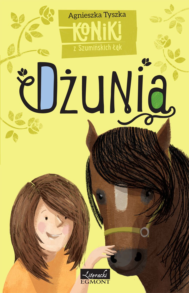 Koniki z Szumińskich Łąk. Dżunia - Ebook (Książka na Kindle) do pobrania w formacie MOBI