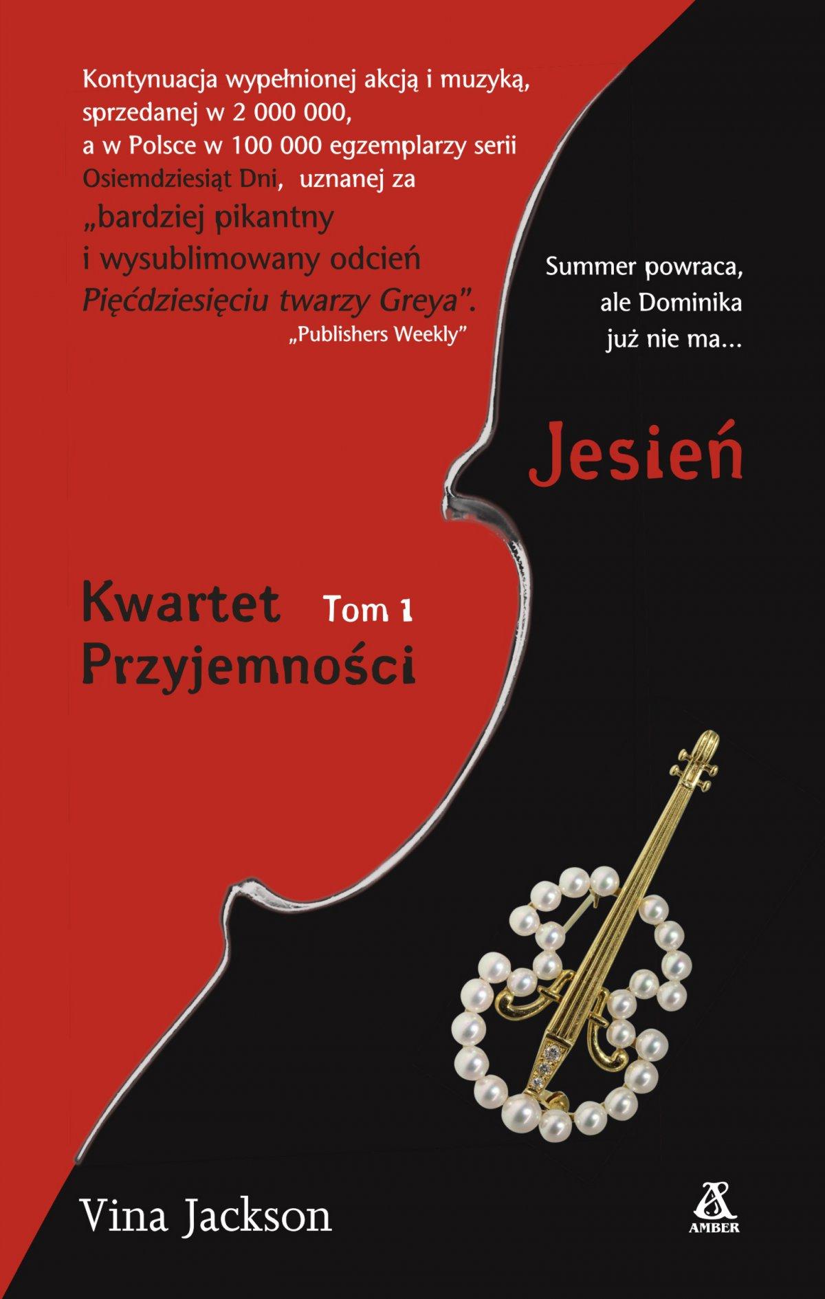 Kwartet Przyjemności. Jesień - Ebook (Książka na Kindle) do pobrania w formacie MOBI
