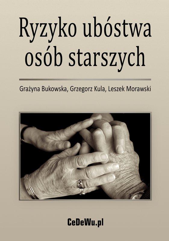Ryzyko ubóstwa osób starszych - Ebook (Książka PDF) do pobrania w formacie PDF