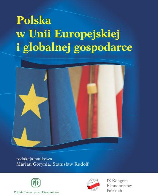 Polska w UE i globalnej gospodarce - Ebook (Książka EPUB) do pobrania w formacie EPUB