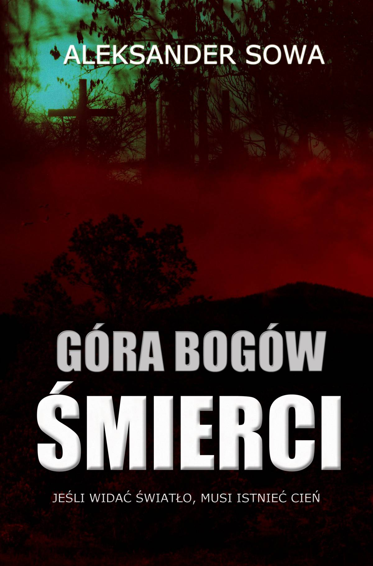 Góra Bogów Śmierci. - Ebook (Książka PDF) do pobrania w formacie PDF
