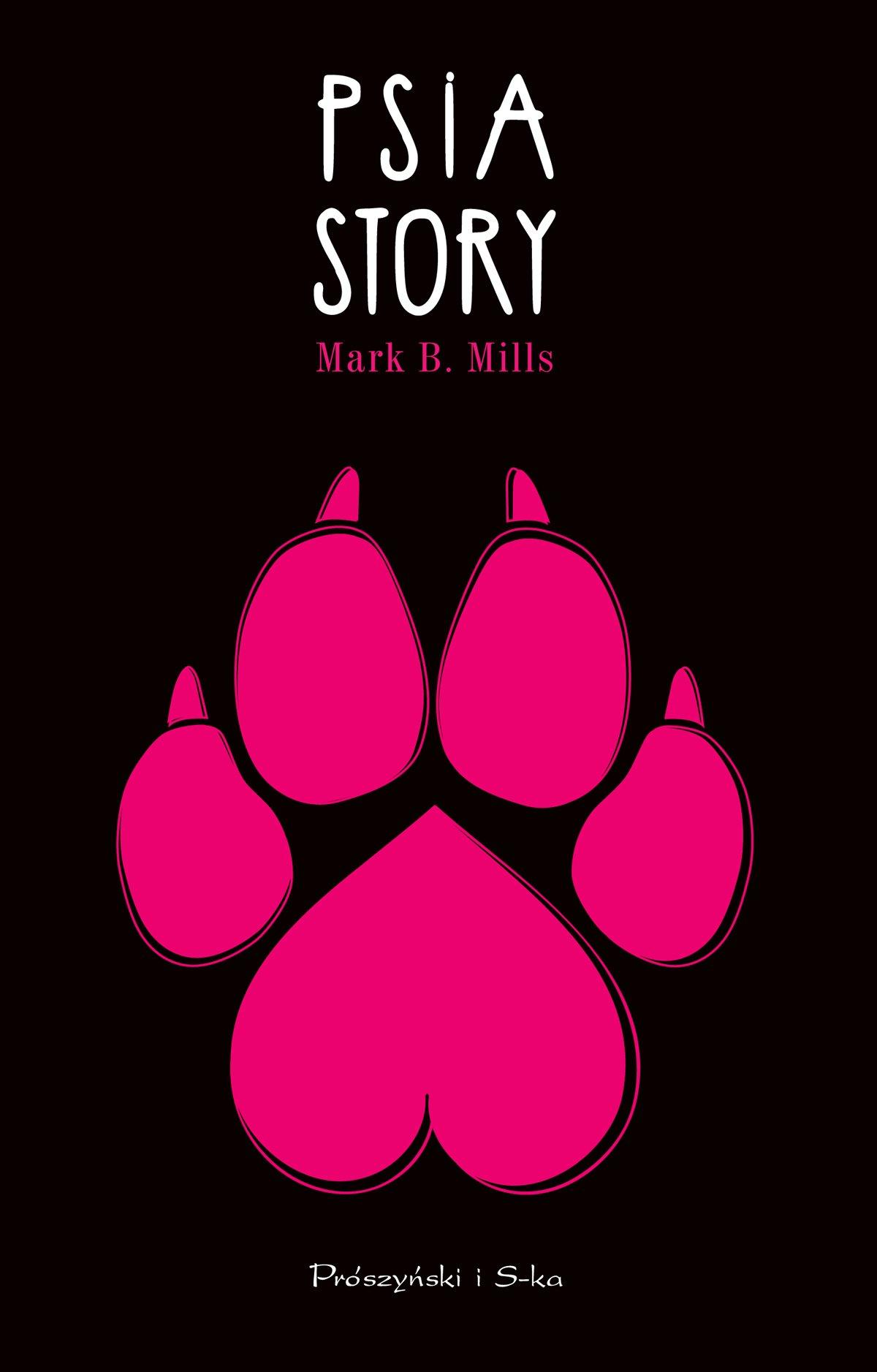 Psia story - Ebook (Książka na Kindle) do pobrania w formacie MOBI