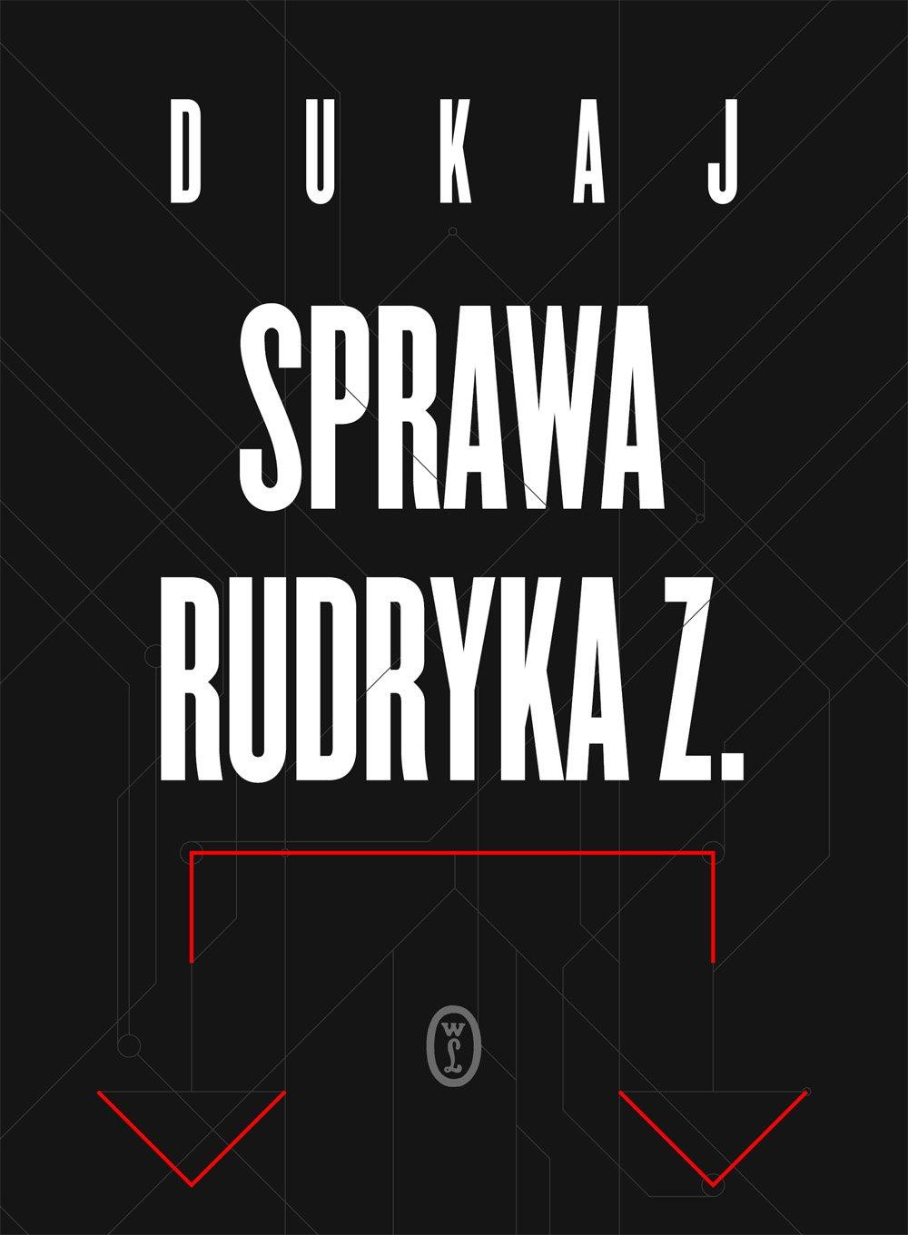 Sprawa Rudryka Z. - Ebook (Książka EPUB) do pobrania w formacie EPUB