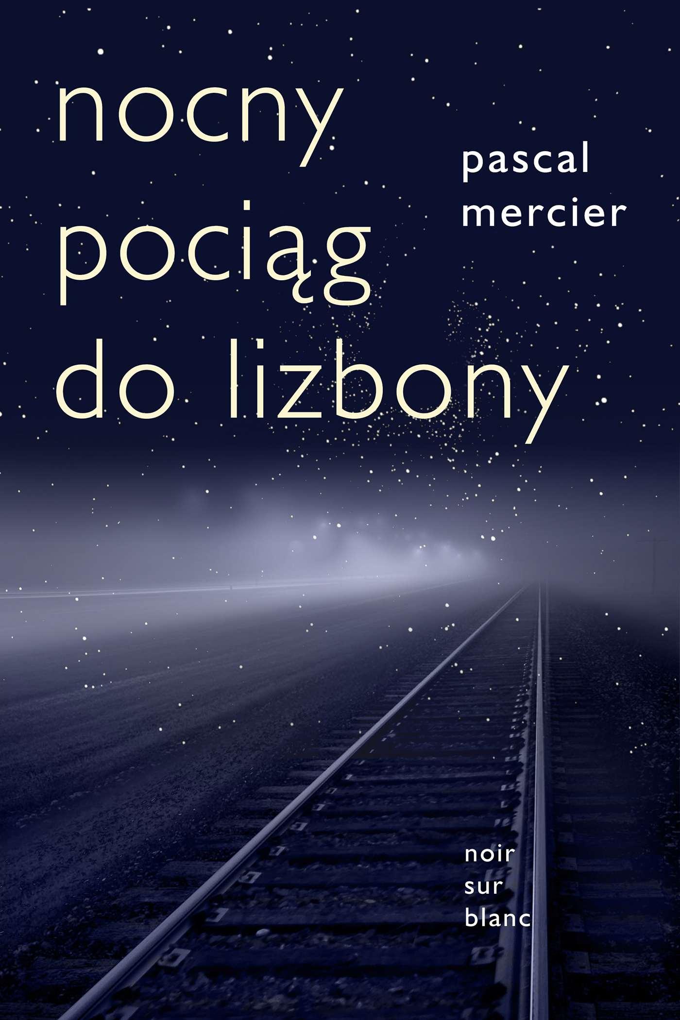 Nocny pociąg do Lizbony - Ebook (Książka na Kindle) do pobrania w formacie MOBI