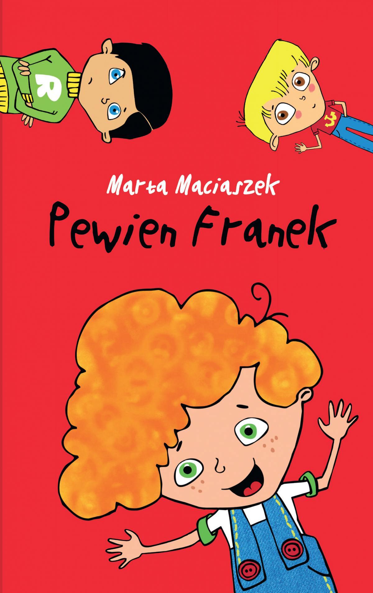 Pewien Franek - Ebook (Książka EPUB) do pobrania w formacie EPUB