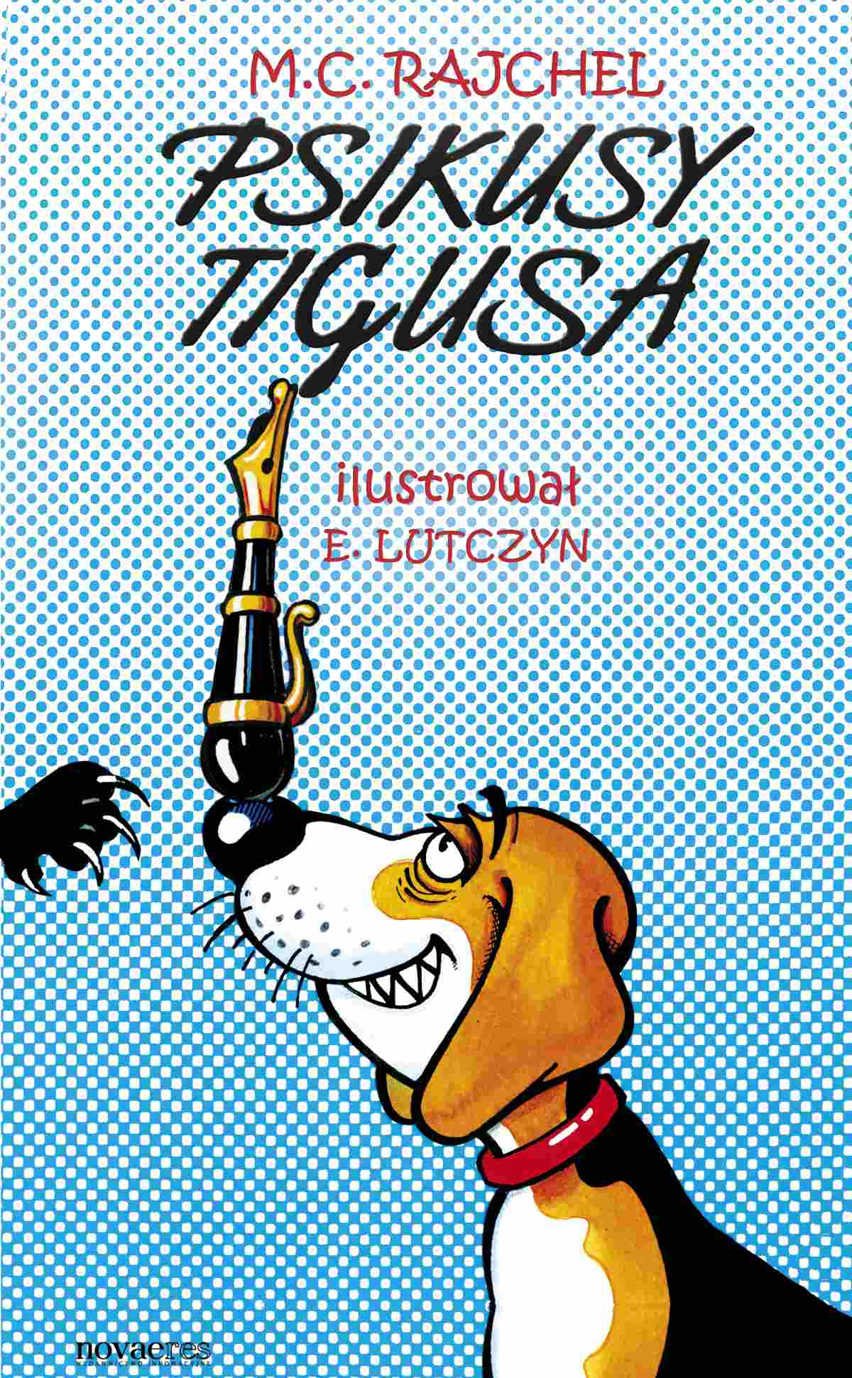 Psikusy Tigusa - Ebook (Książka na Kindle) do pobrania w formacie MOBI