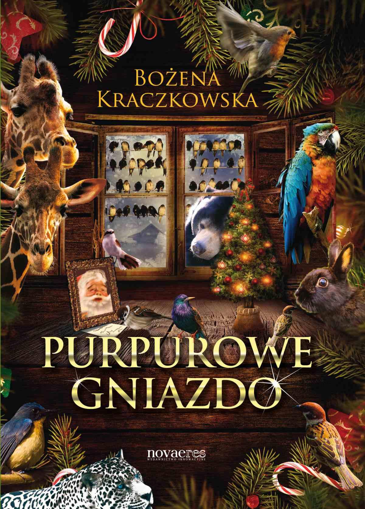 Purpurowe gniazdo - Ebook (Książka EPUB) do pobrania w formacie EPUB