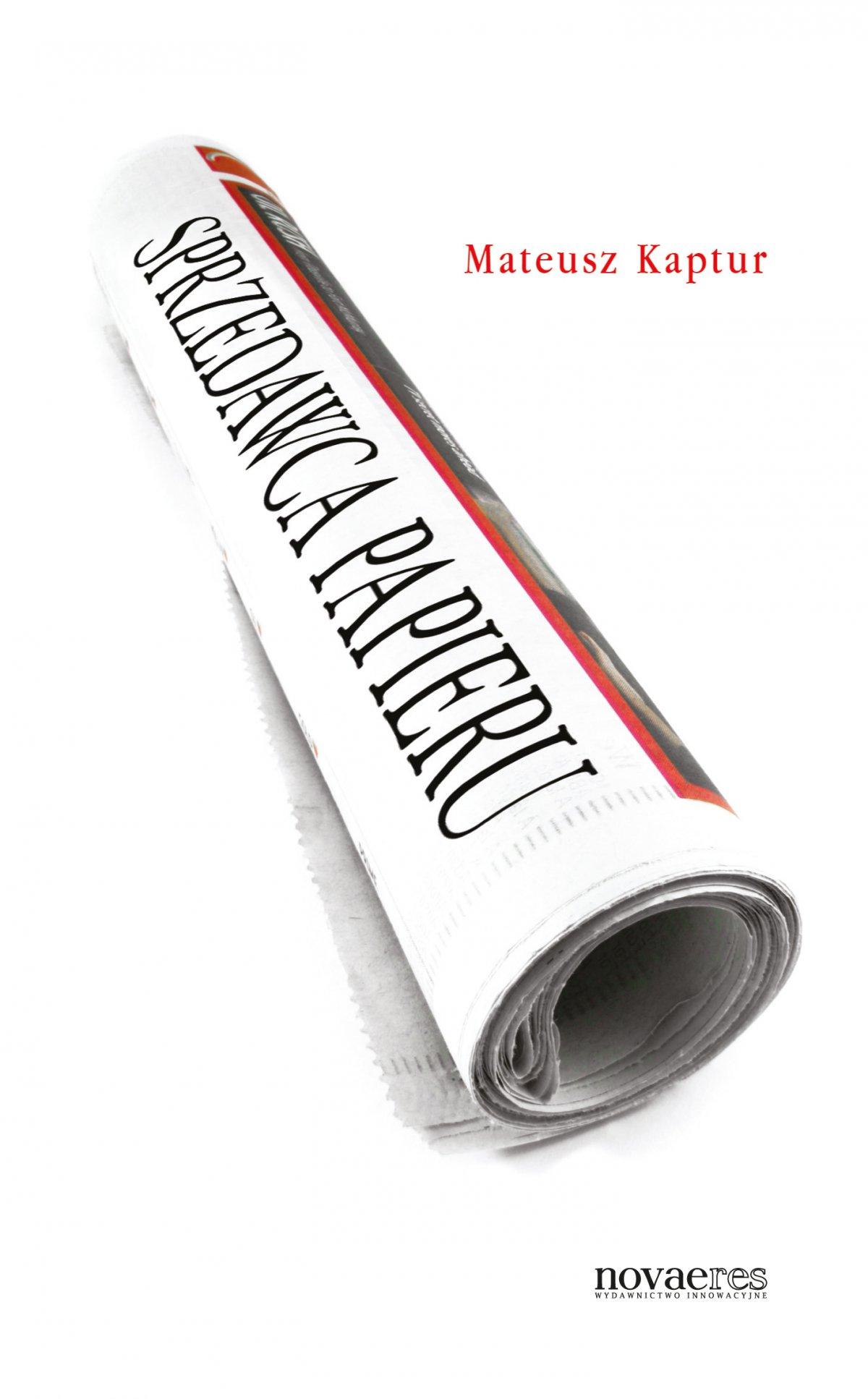 Sprzedawca papieru - Ebook (Książka EPUB) do pobrania w formacie EPUB