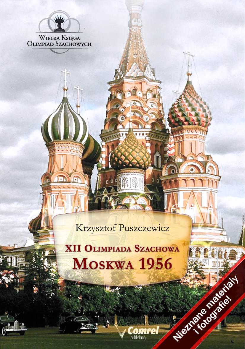 XII Olimpiada Szachowa. Moskwa 1956 - Ebook (Książka PDF) do pobrania w formacie PDF