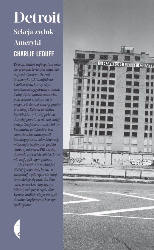 Detroit - Ebook (Książka EPUB) do pobrania w formacie EPUB