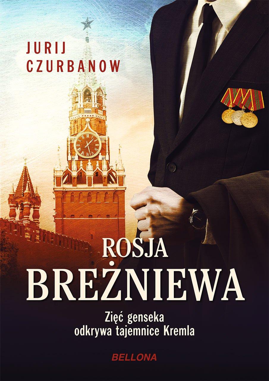 Rosja Breżniewa - Ebook (Książka EPUB) do pobrania w formacie EPUB