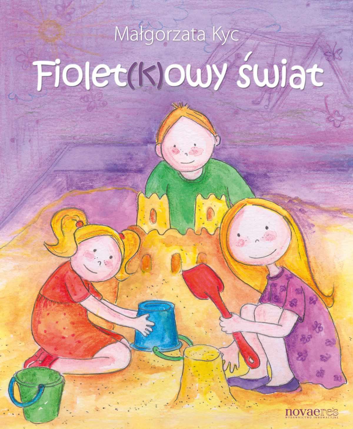 Fiolet(k)owy świat - Ebook (Książka na Kindle) do pobrania w formacie MOBI