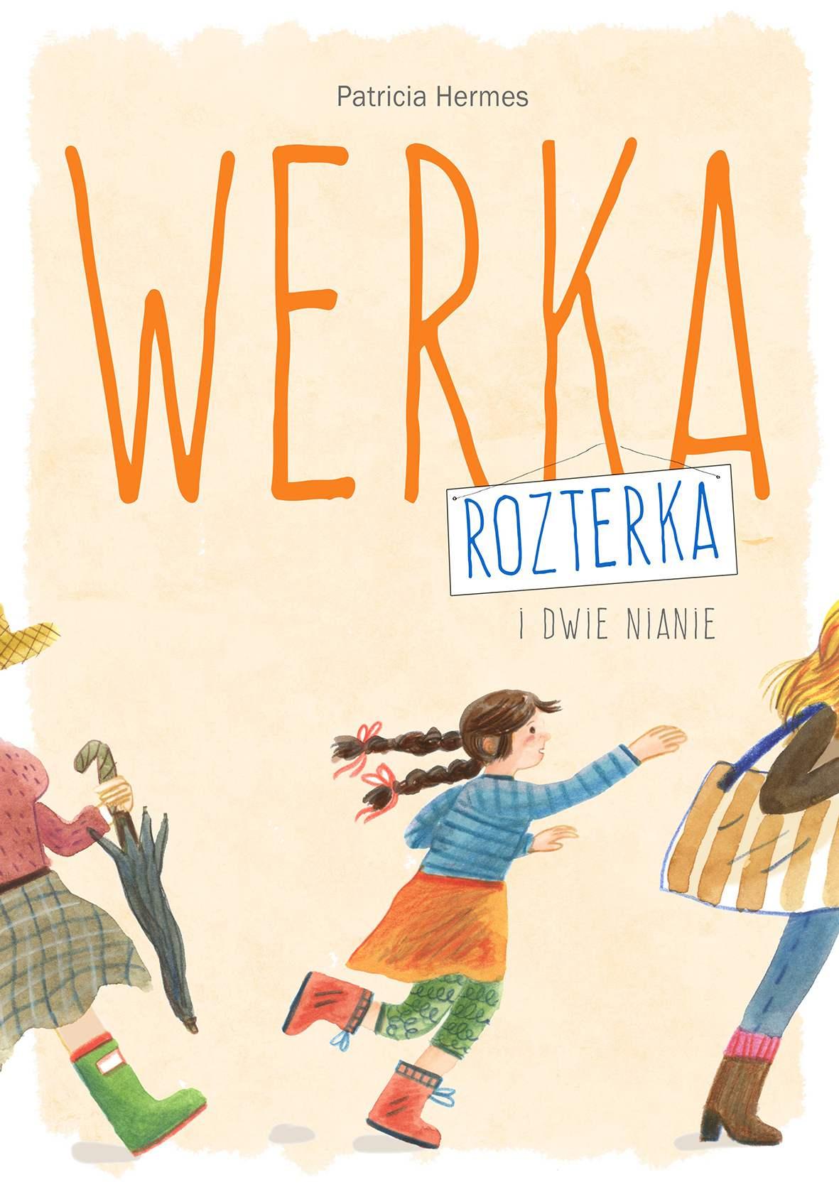 Werka Rozterka i dwie nianie - Ebook (Książka EPUB) do pobrania w formacie EPUB