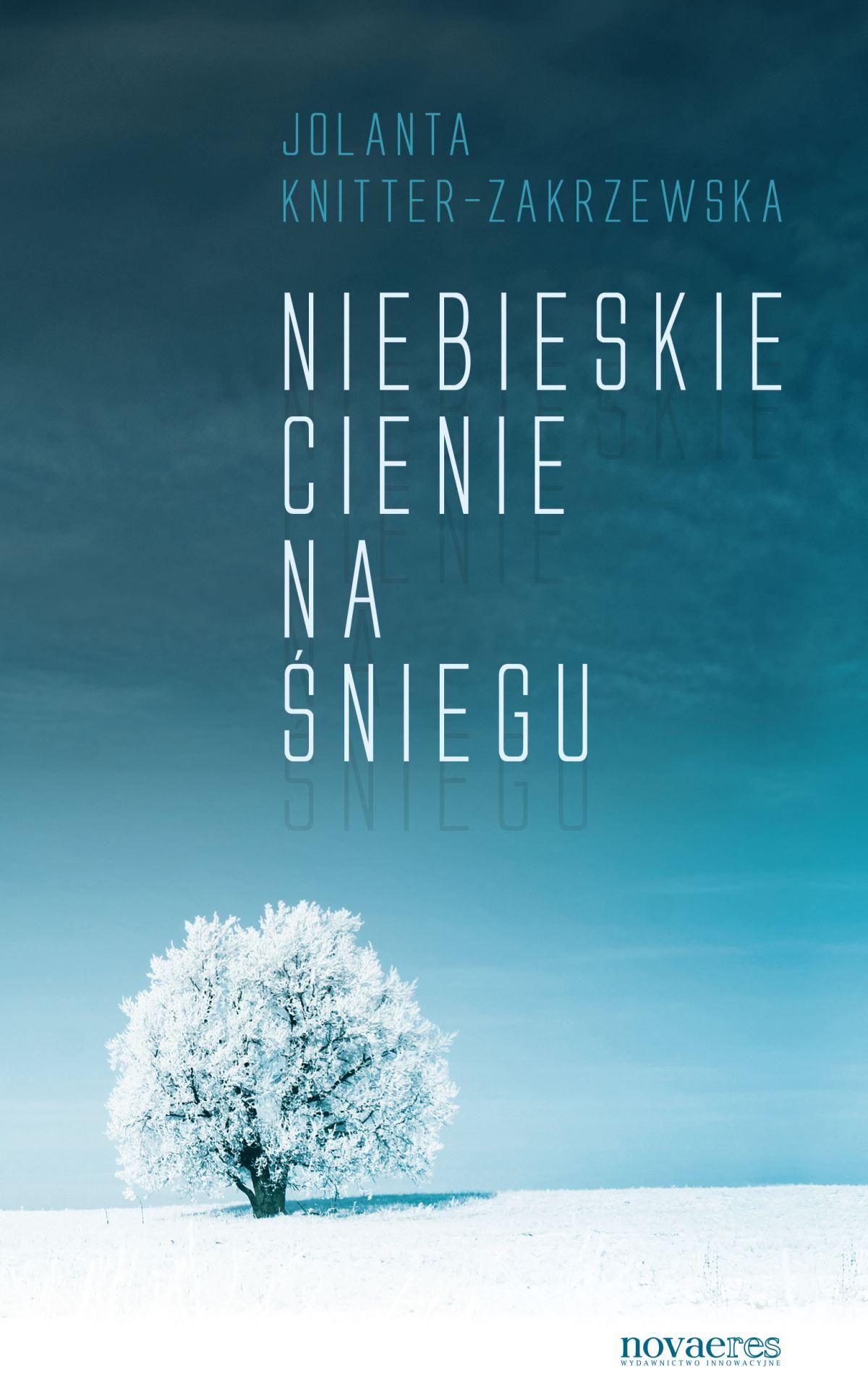 Niebieskie cienie na śniegu - Ebook (Książka EPUB) do pobrania w formacie EPUB
