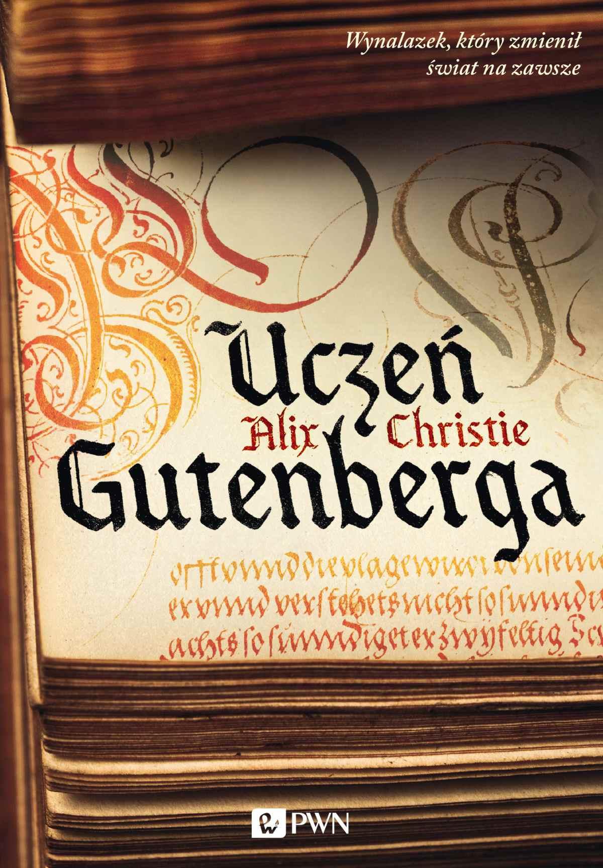 Uczeń Gutenberga - Ebook (Książka EPUB) do pobrania w formacie EPUB