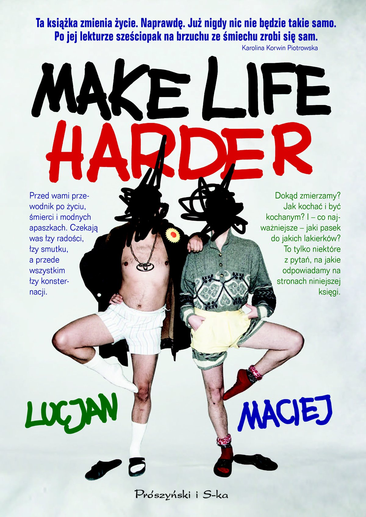 Make Life Harder - Ebook (Książka na Kindle) do pobrania w formacie MOBI