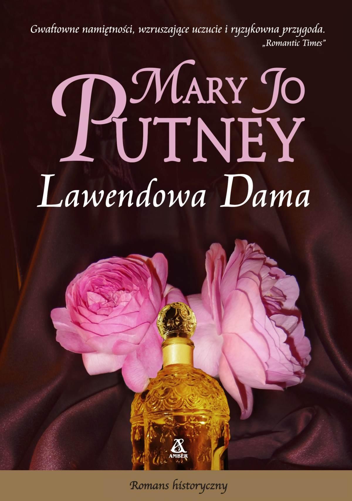 Lawendowa dama - Ebook (Książka na Kindle) do pobrania w formacie MOBI