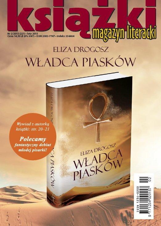 Magazyn Literacki KSIĄŻKI 2/2015 - Ebook (Książka PDF) do pobrania w formacie PDF