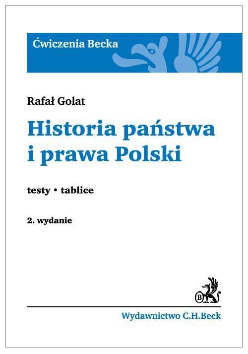 Historia państwa i prawa Polski - Ebook (Książka PDF) do pobrania w formacie PDF