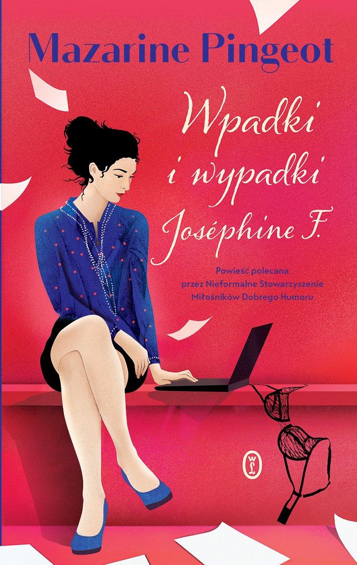 Wpadki i wypadki Joséphine F. - Ebook (Książka na Kindle) do pobrania w formacie MOBI