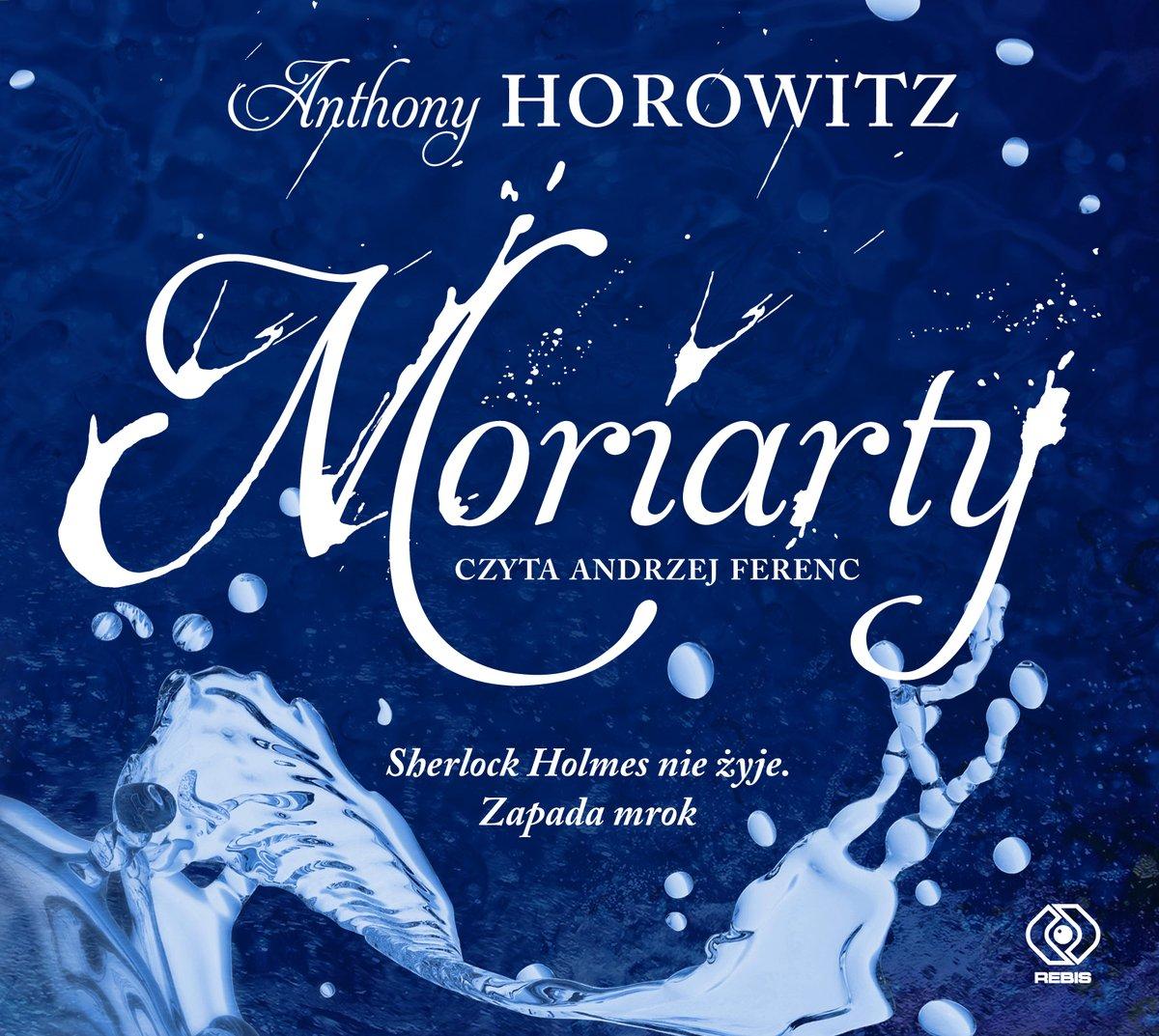 Moriarty - Audiobook (Książka audio MP3) do pobrania w całości w archiwum ZIP