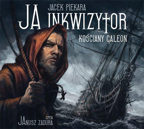 Ja, inkwizytor. Kościany galeon - Audiobook (Książka audio MP3) do pobrania w całości w archiwum ZIP