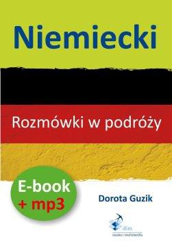 Niemiecki Rozmówki w podróży ebook + mp3 - Audiobook (Książka audio MP3) do pobrania w całości w archiwum ZIP