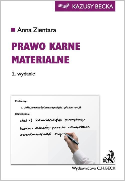 Prawo karne materialne. Wydanie 2 - Ebook (Książka PDF) do pobrania w formacie PDF