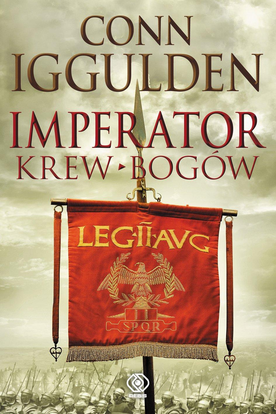 Imperator. Krew bogów - Ebook (Książka EPUB) do pobrania w formacie EPUB