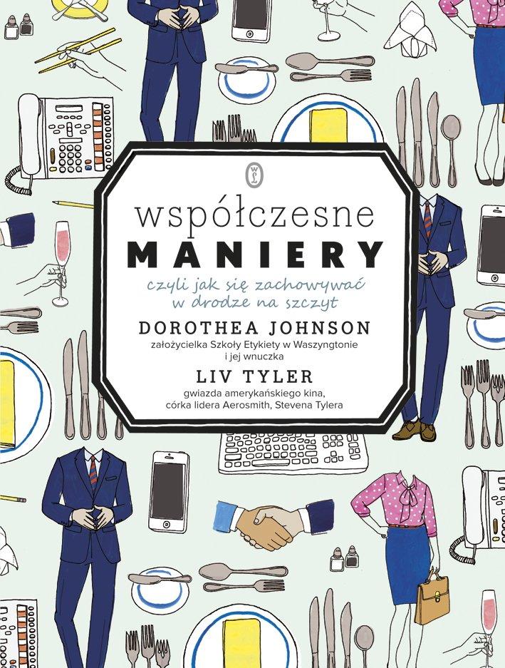 Współczesne maniery - Ebook (Książka EPUB) do pobrania w formacie EPUB