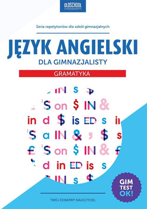 Język angielski dla gimnazjalisty. Gramatyka - Ebook (Książka PDF) do pobrania w formacie PDF