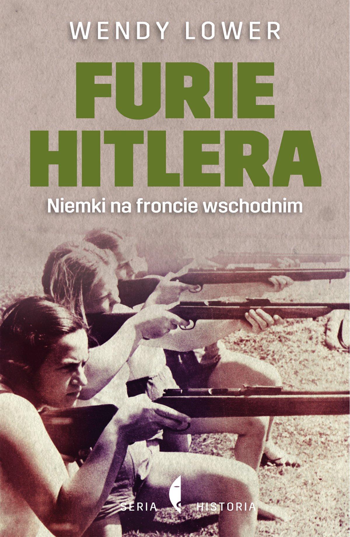 Furie Hitlera - Ebook (Książka EPUB) do pobrania w formacie EPUB