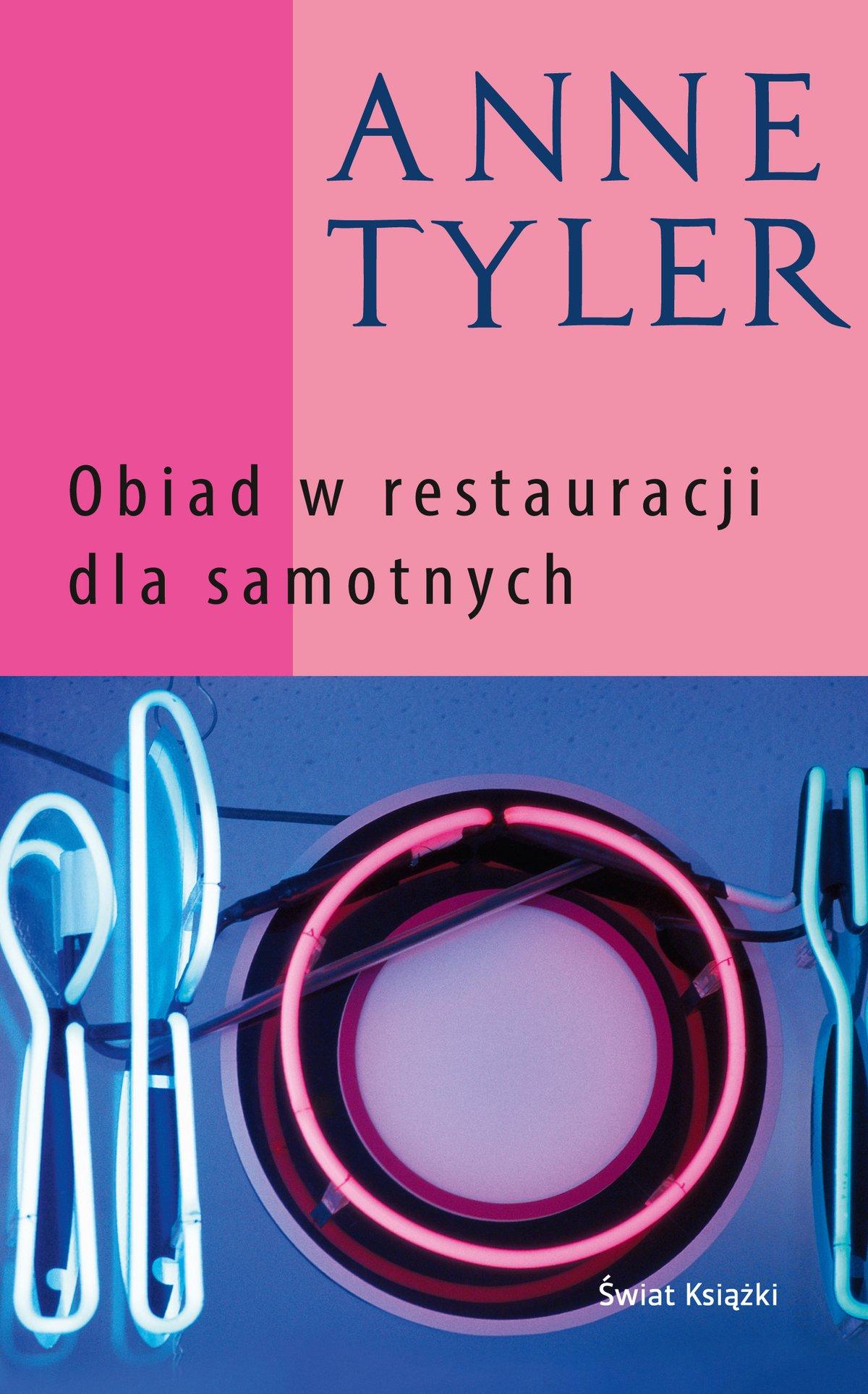 Obiad w restauracji dla samotnych - Ebook (Książka na Kindle) do pobrania w formacie MOBI