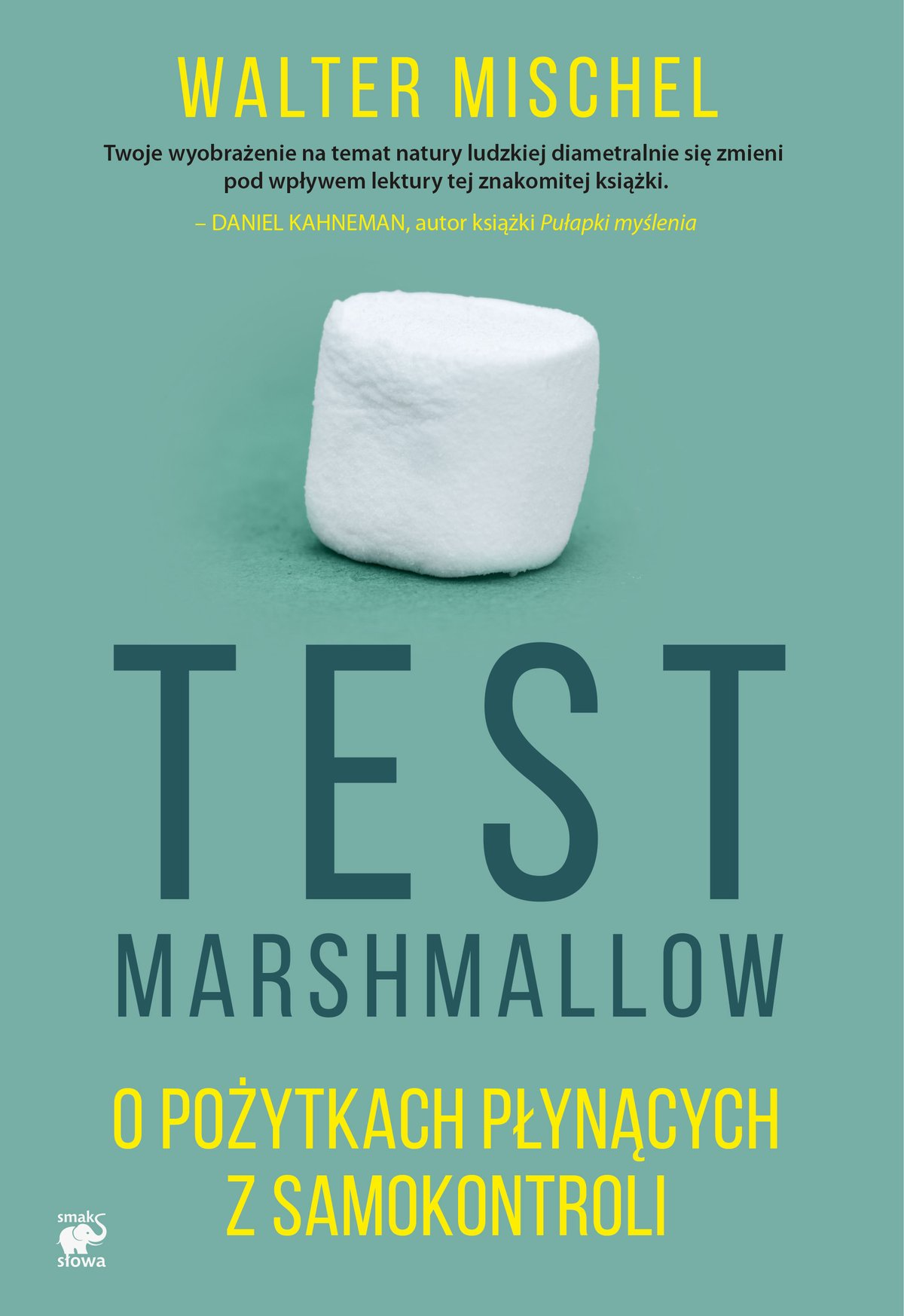 Test Marshmallow - Ebook (Książka na Kindle) do pobrania w formacie MOBI