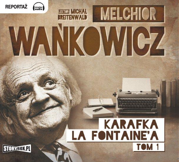 Karafka La Fontaine'a. Tom 1 - Audiobook (Książka audio MP3) do pobrania w całości w archiwum ZIP