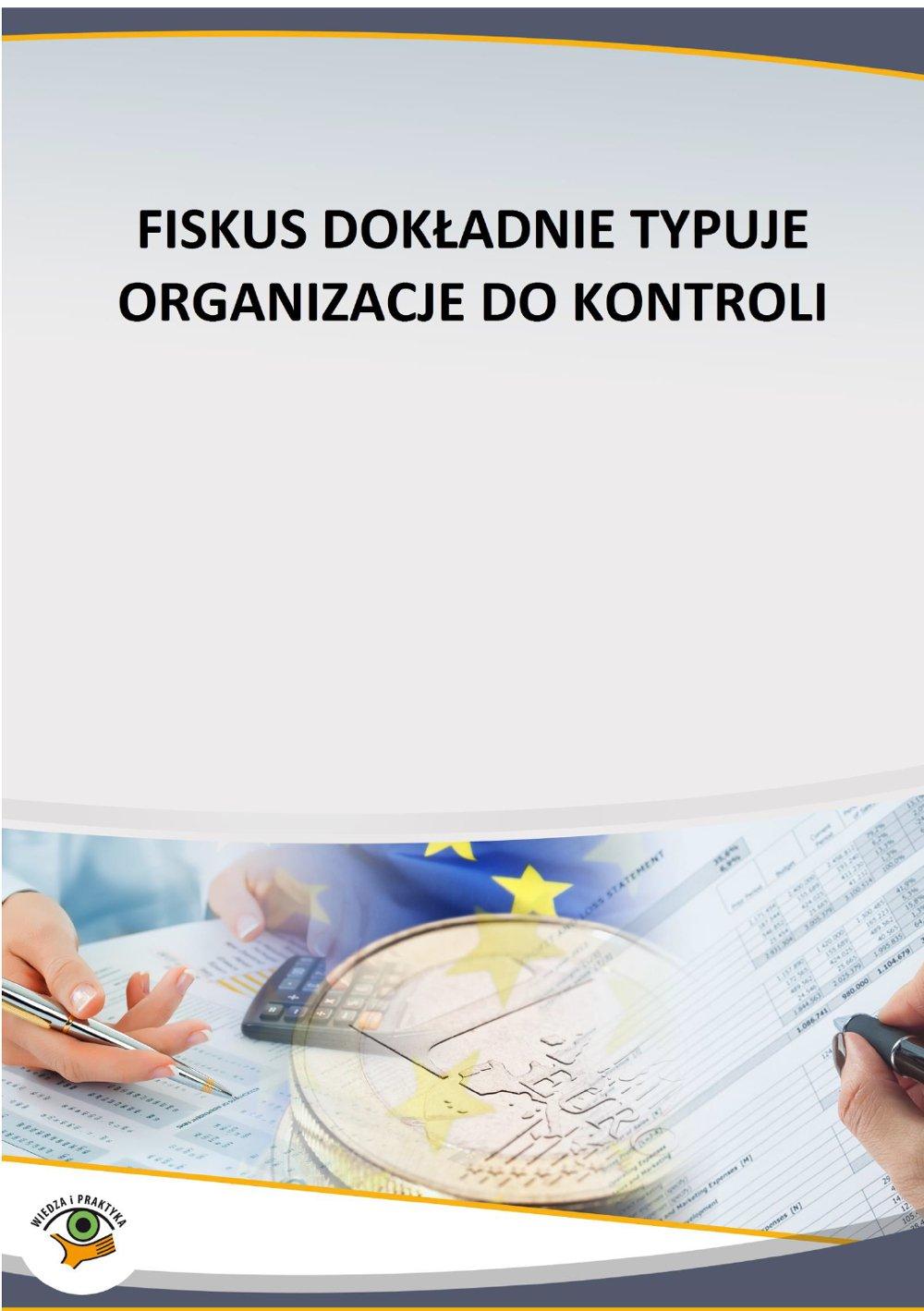 Fiskus dokładnie typuje podatników do kontroli - Ebook (Książka PDF) do pobrania w formacie PDF