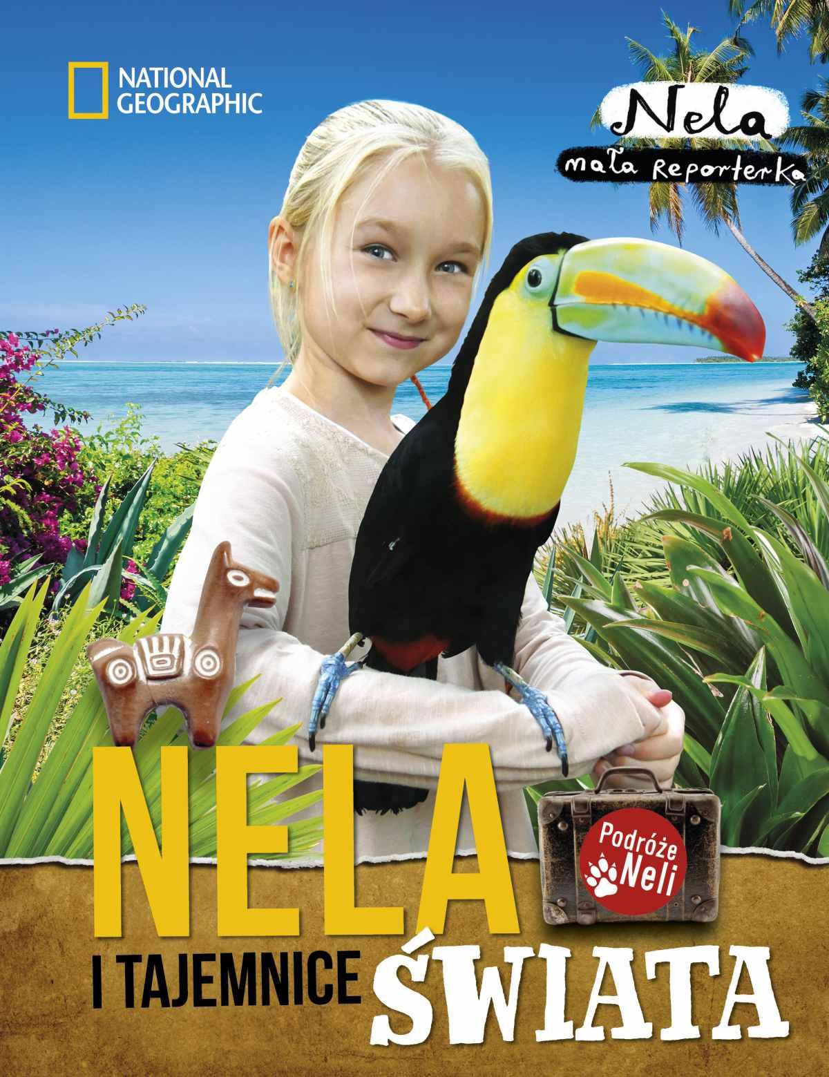 Nela i tajemnice świata - Ebook (Książka EPUB) do pobrania w formacie EPUB