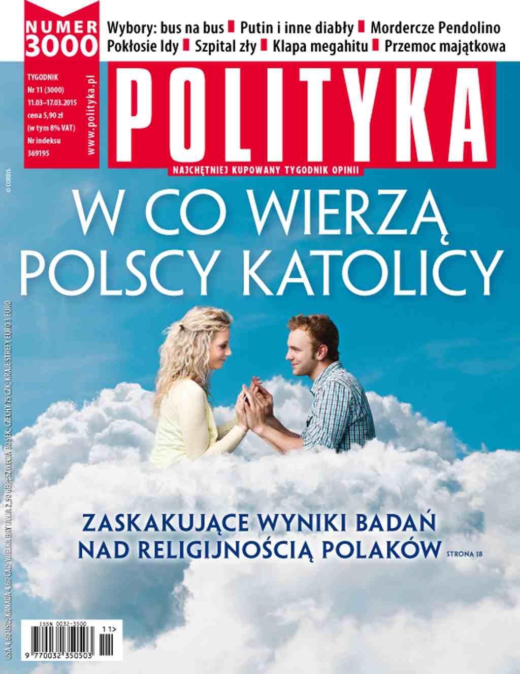 Polityka nr 11/2015 - Ebook (Książka PDF) do pobrania w formacie PDF